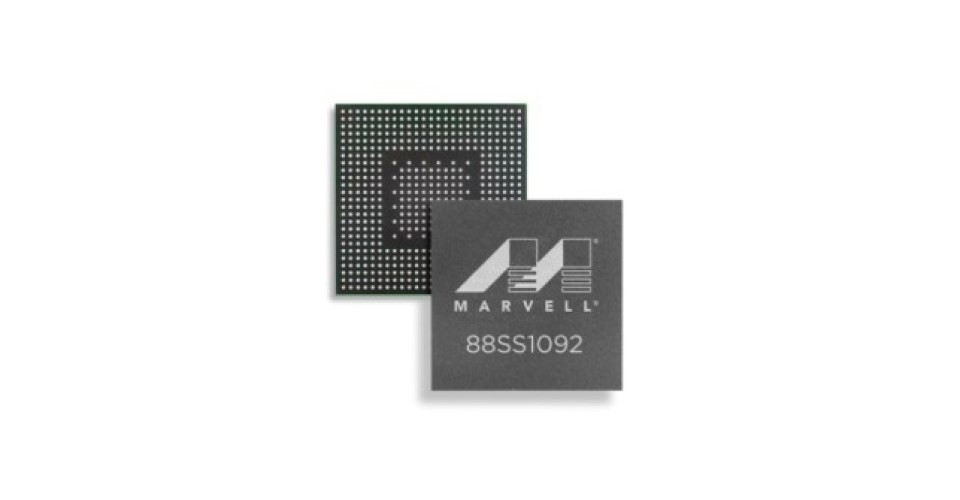 Marvell Flash Memory Controller - 88SS1092