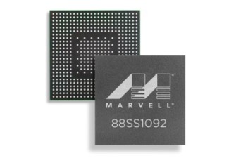 Marvell 88SS1093 Flash Memory Controller