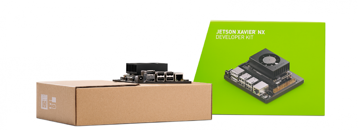 Jetson Xavier™ NX developer kit
