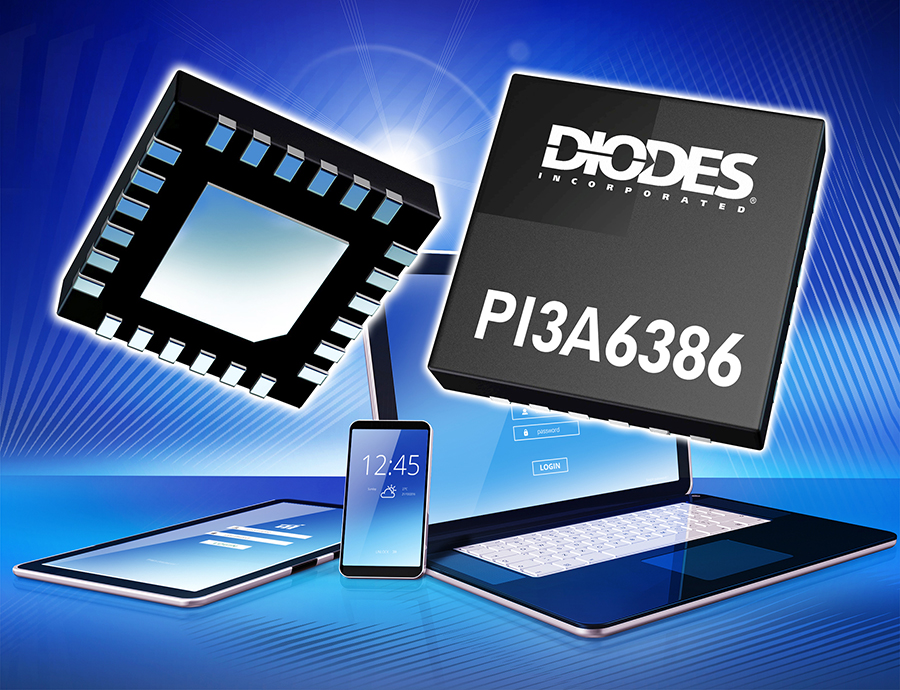 USB-Type-C_Ultra-Low_THD_Analog_Audio_Switch-PI3A6386