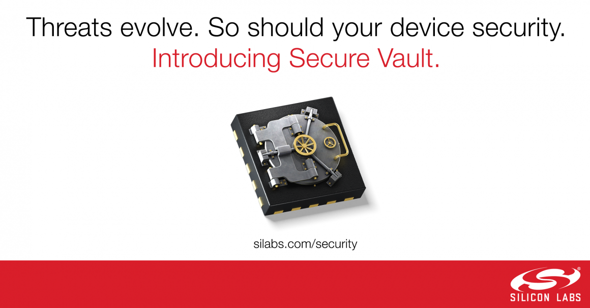 Secure Vault  with Text