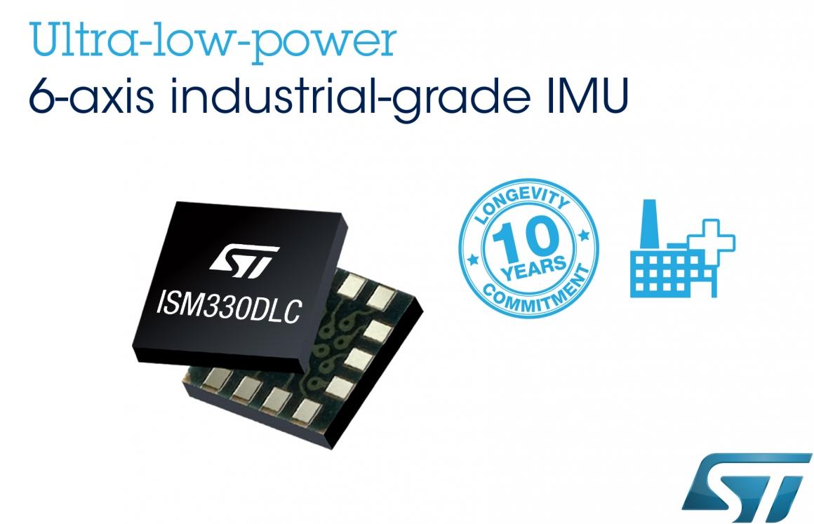 ST新聞稿11月22日——意法半導體超低功耗MEMS工業級感測器產品家族新增6軸慣性模組.docx