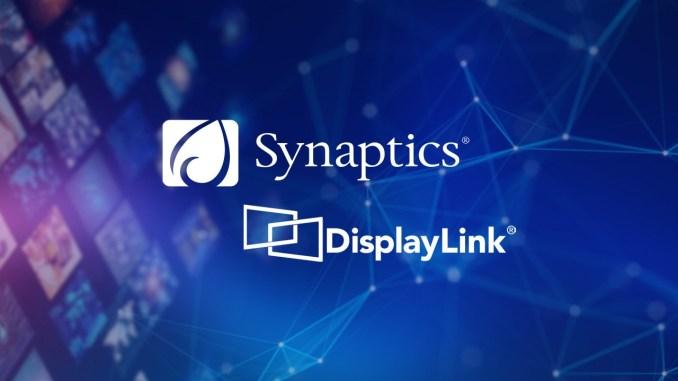 Synaptics-displaylink