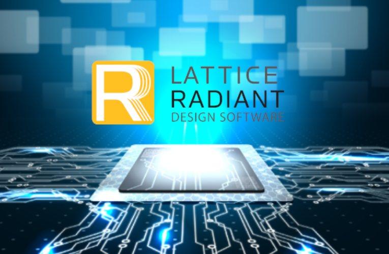 Lattice-Radiant-Software