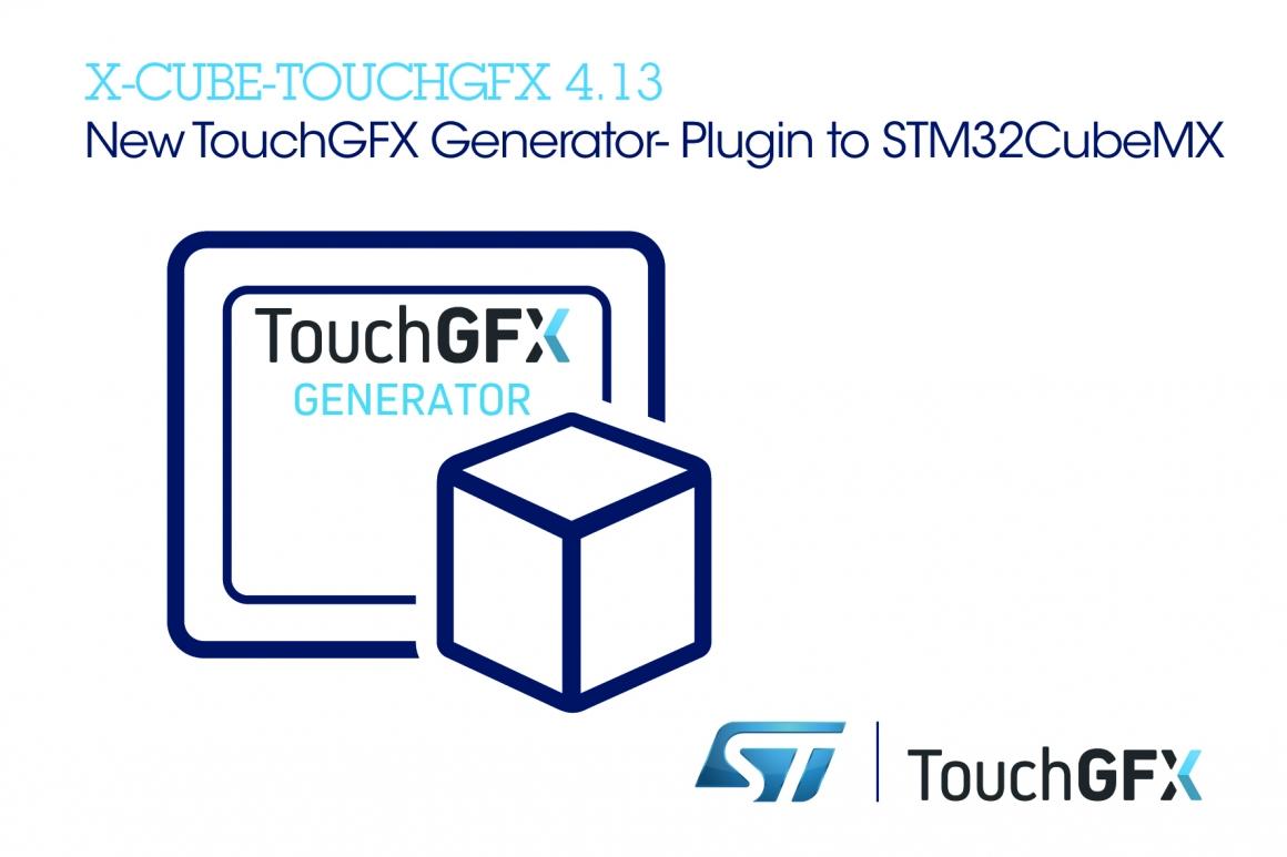 ST新聞稿2020年1月15日——意法半導體更新TouchGFX軟體框架,新增強大功能和支援STM32Cube的便利工具.docx