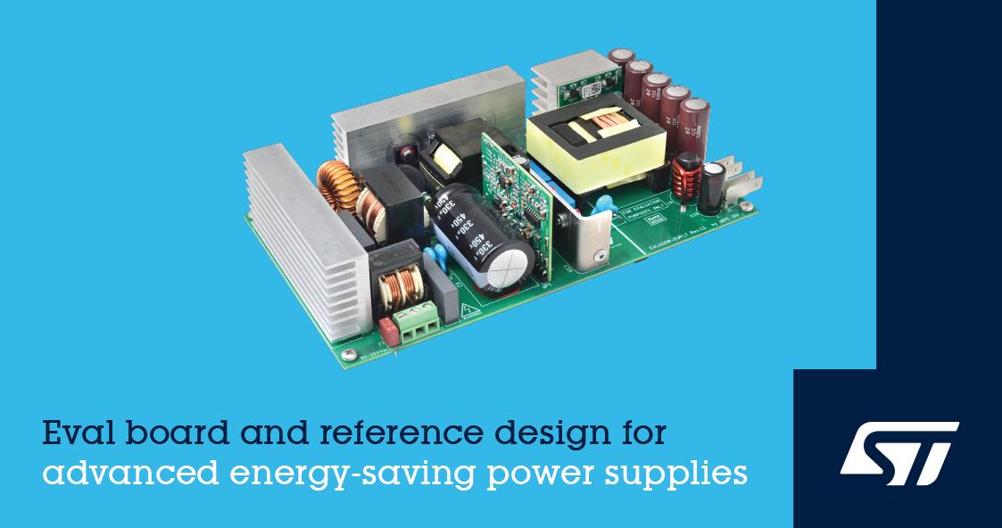 ST新聞稿2020年8月5日——意法半導體生態認證400W電源評估板降低先進節能電源設計難度.docx