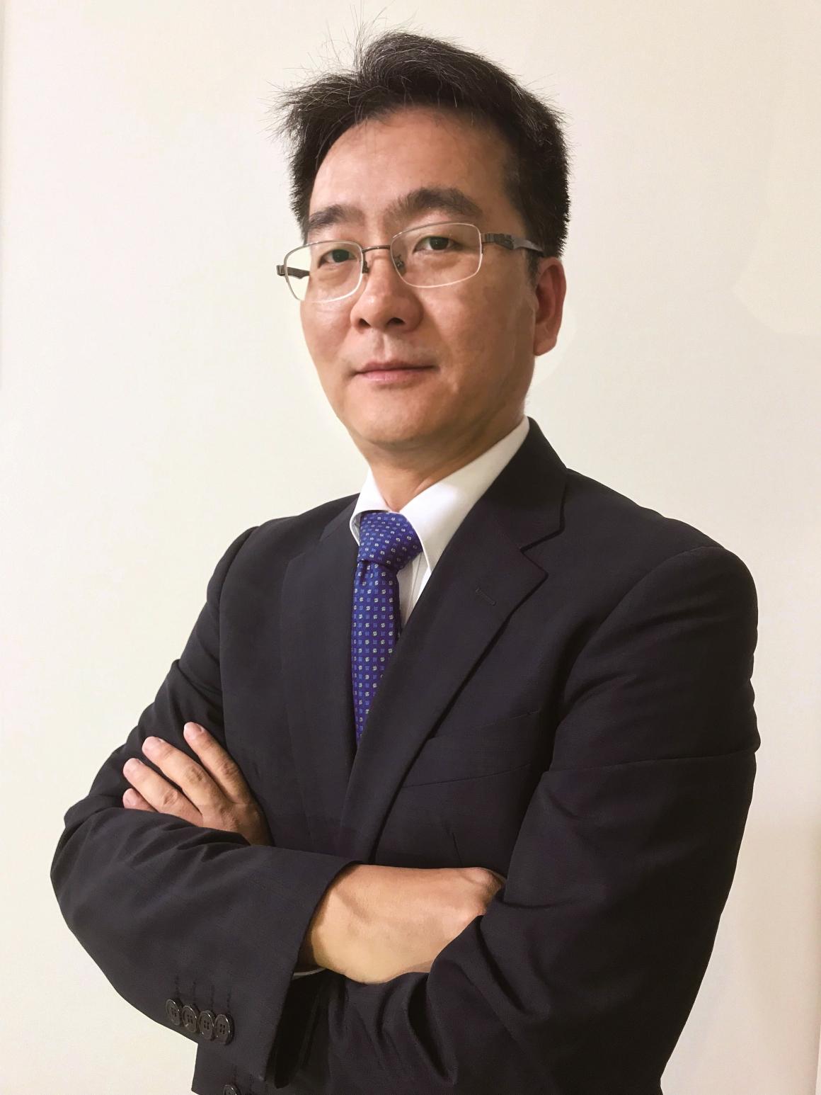 益登科技韓國分公司總經理郭應吉