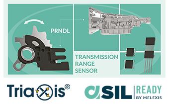 MLX90374 Transmission Range Sensor