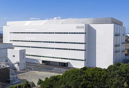 72-New-Building-at-ROHM-Apollo-Chikugo-Plant