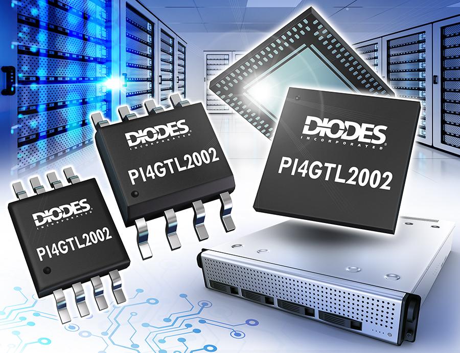 High-Speed_2-Bit_Bidirectional_GTL_Low-Voltage_Translator-PI4GTL2002