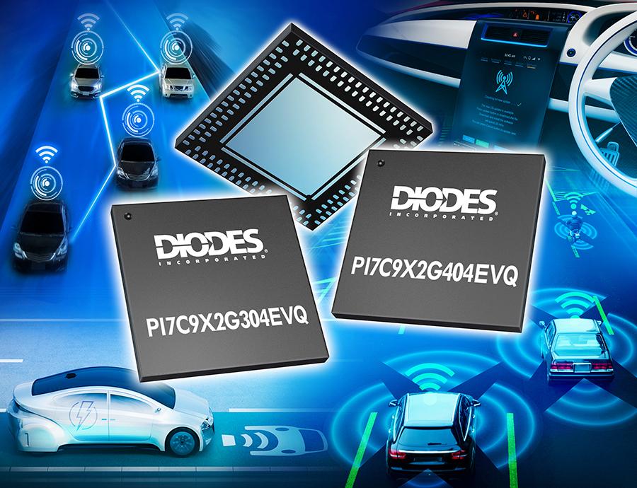 DIO7399MRimage-PI7C9X2G404EVQ-PI7C9X2G304EVQ