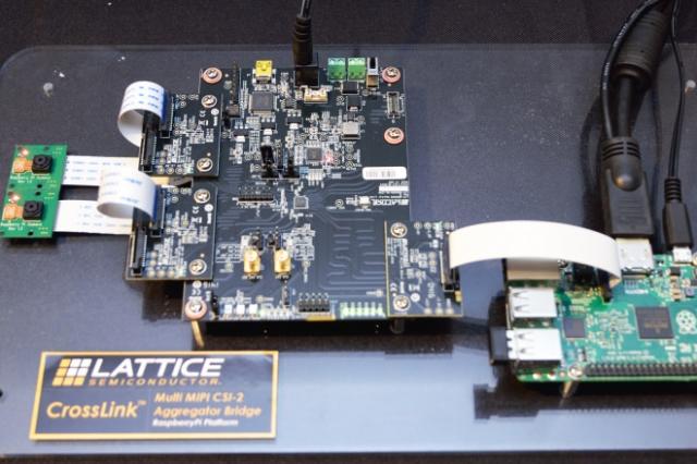 Lattice Semiconductor Bridges Interface Gap between